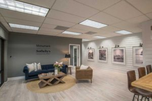 Sotheby's Tenant Finish and Commercial Construction Project