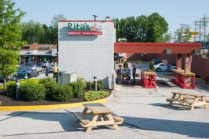 Rita's Italian Ice Tenant Finish and Commercial Construction Project