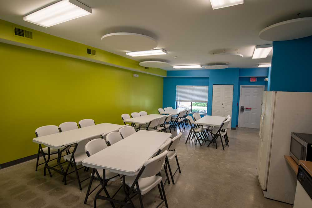 Safe Fit Kids Tenant Finish and Commercial Construction Project