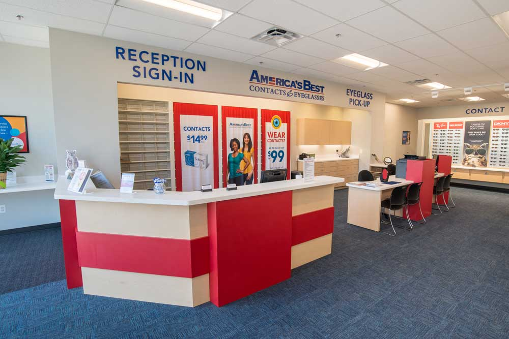 America's Best Tenant Finish and Commercial Construction Project