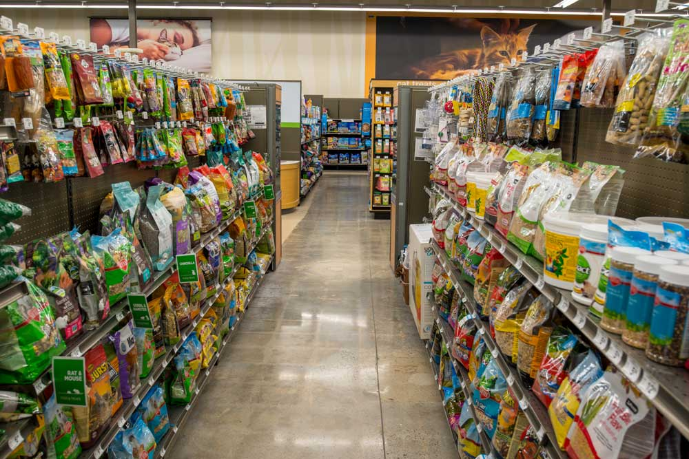 Petco Tenant Finish and Commercial Construction Project